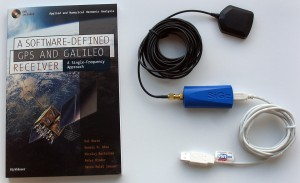 The Book And a GNSS USB RF Front-end