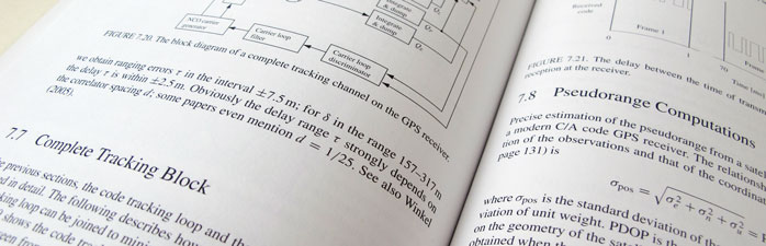 Open GNSS SDR Book