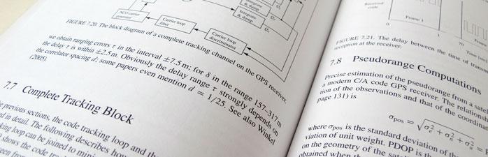 Open GNSS SDR Book
