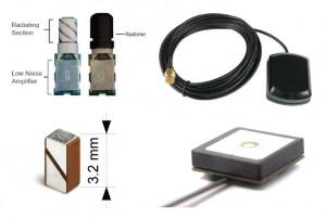 Consumer Class GNSS Antennas